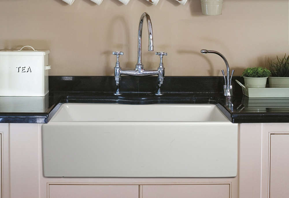 Fireclay Kitchen Sink Buyer S Guide Design Ideas Pictures