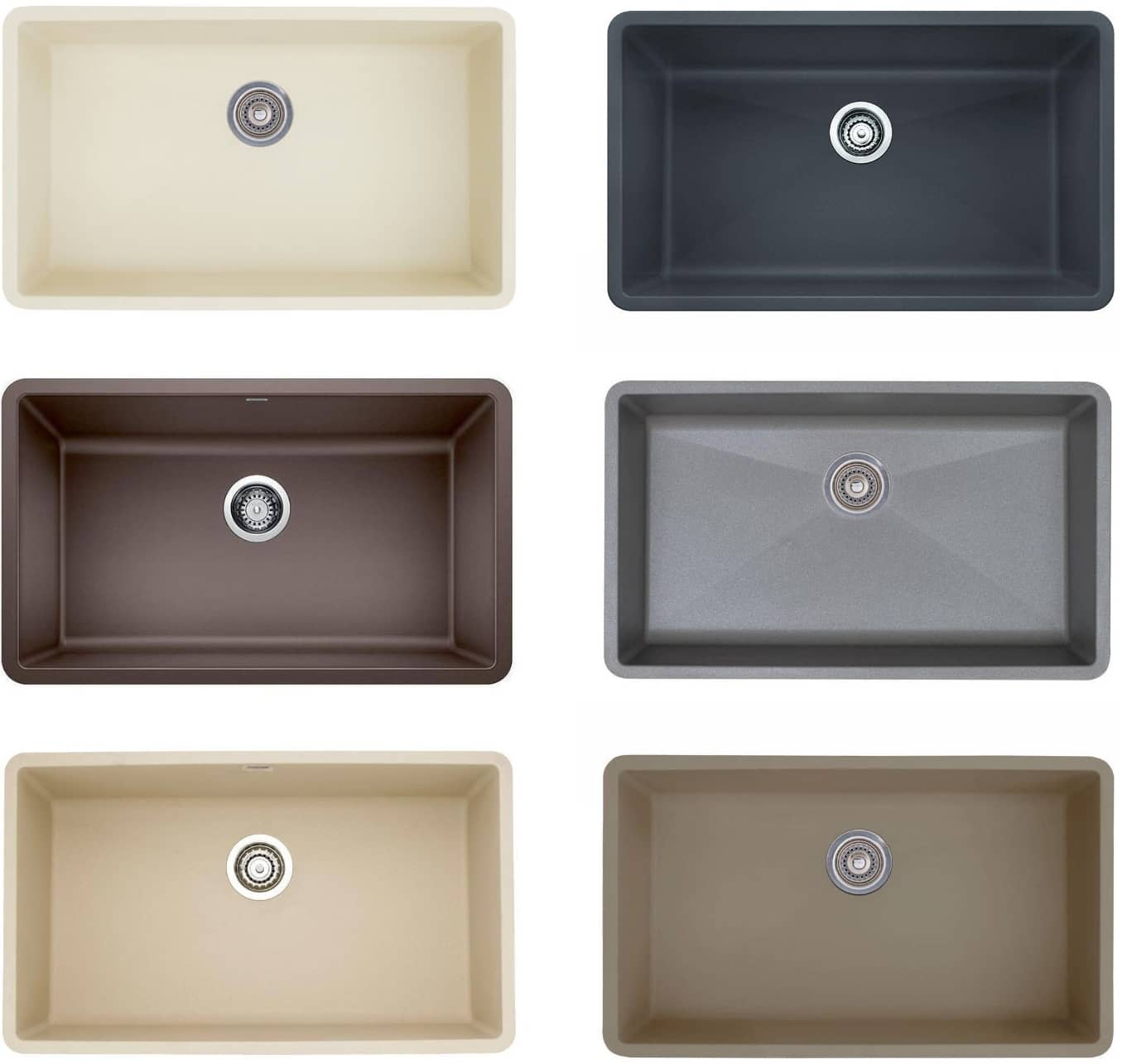 Best Granite Composite Sinks Reviews 2019 Edition