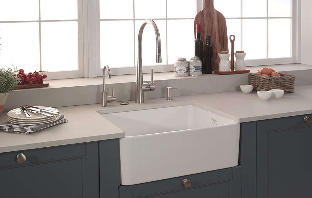 Franke Manor House Fireclay Sink