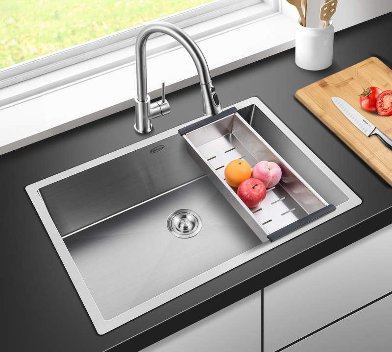 Drop-In Kitchen Sinks Buyer\'s Guide + Design Ideas & Pictures