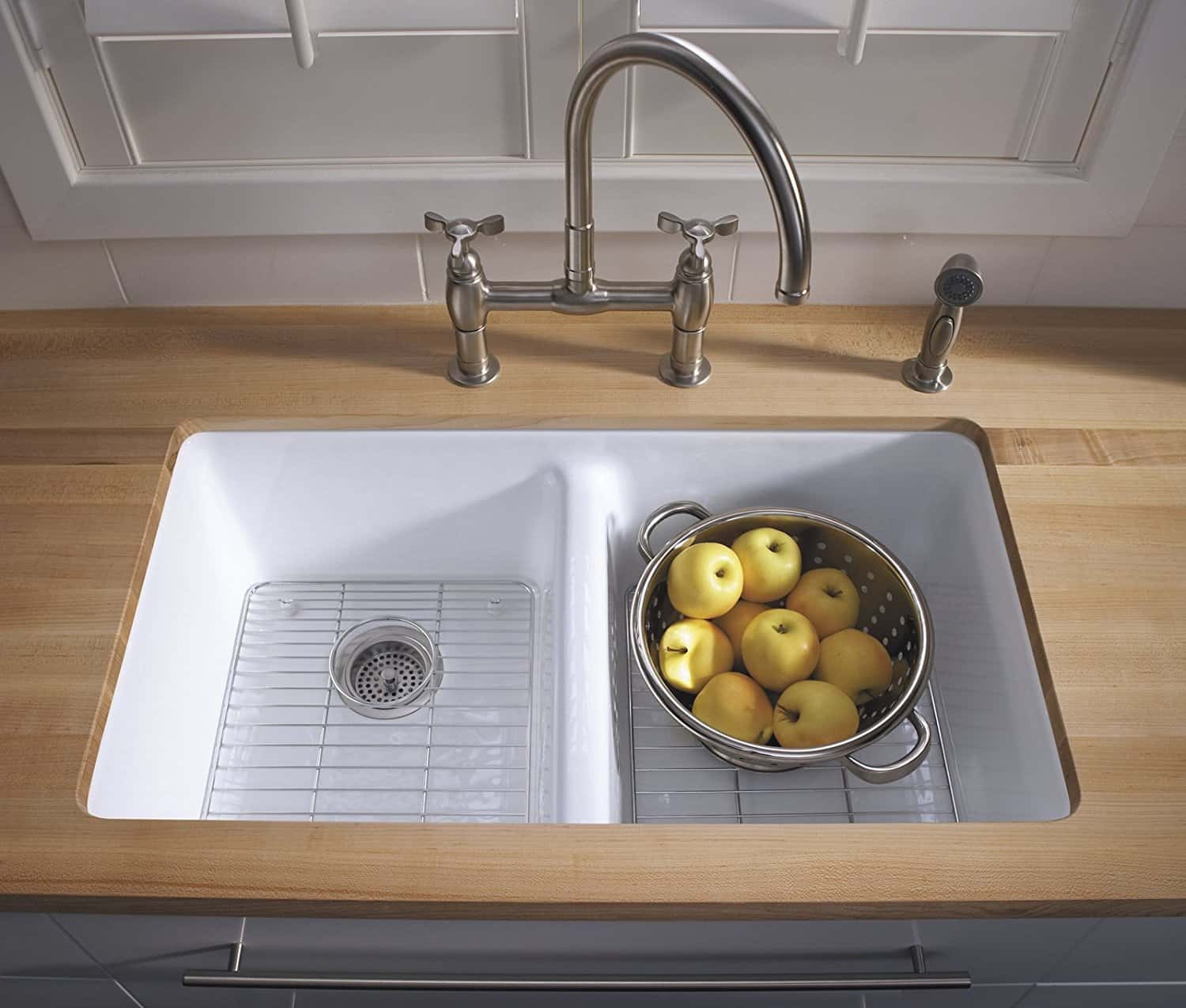 Cast Iron Sinks Quick Guide • The Kitchen Sink Handbook