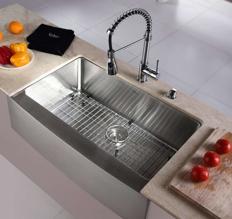 single stainless steel kitchen sink types of kitchen sinks read this before you buy 7965