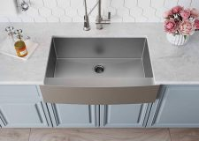 Kraus Standart Pro KHF200 Stainless Steel Farmhouse Sink