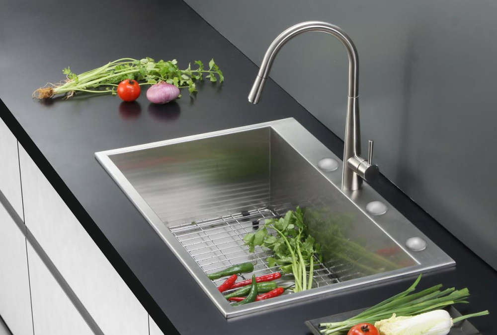 stainless steel kitchen sinks quick guide