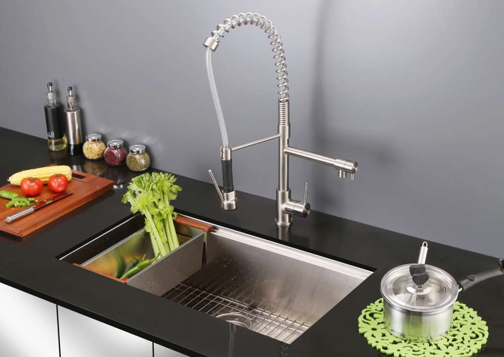 Ruvati RVH8300 Best Kitchen Sink Demo