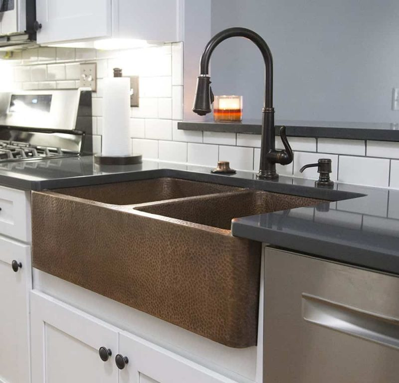on faucet ideas sinks copper uk sink best kitchen farmhouse