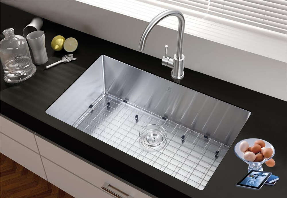 Undermount Kitchen Sinks Buyer S Guide Design Ideas