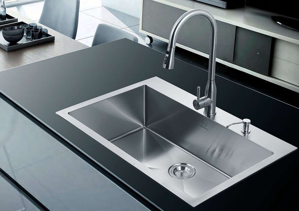 Stainless Steel Kitchen Sinks Buyer S Guide Design Ideas Pictures