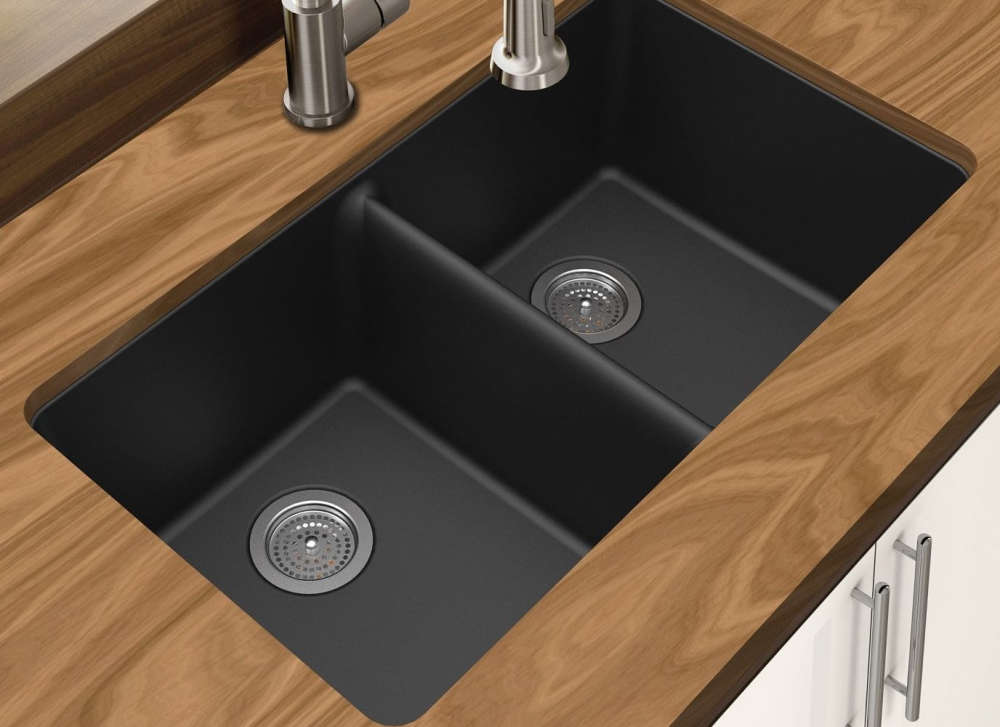 Granite Composite Sinks Undermount Kitchen